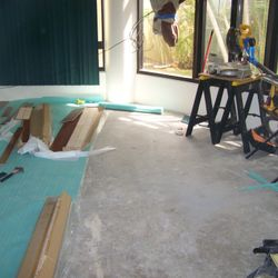 Project: Craigside Wood: Merbau 06/2012