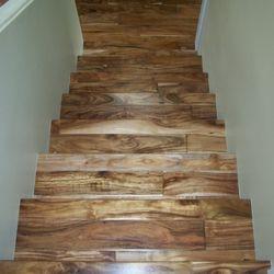 Project: Old Kalani Wood: Distressed Acacia 08/2012