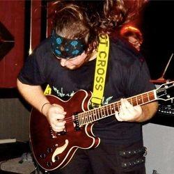 Alex on Guitar.
