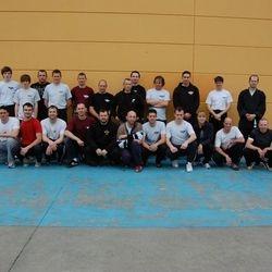 UMAS outdoor training 2012 te Roeselare.