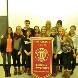 The Rotaract members that are travelling to KI from April 28th - May 9th!