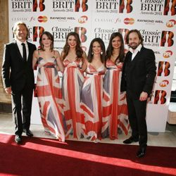 Classic Brit Awards - Royal Albert Hall with Alfie Boe & Eric Whitacre