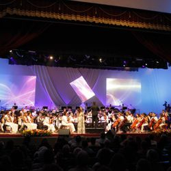 Performing with Malta Philharmonic Orchestra