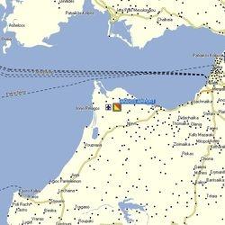ARAXOS AIRPORT (Exact Location)
