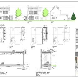 Meidoornstraat 2 Oudenbosch - Aanbouw