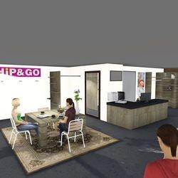 HIP&GO - Sfeerimpressie