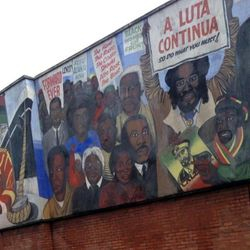 The Mural is in its 25th year
