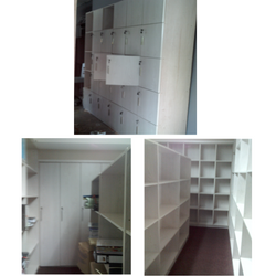Office archive room.