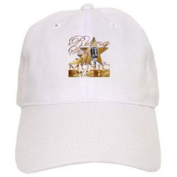 RSMA White Cotton B-Ball Cap $17.00