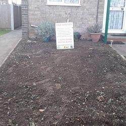 revamp garden finished 2016
