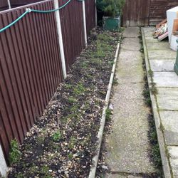revamp on a garden last year very happy customer.