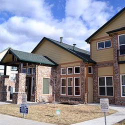Multi-Family Housing Complex - Clubhouse