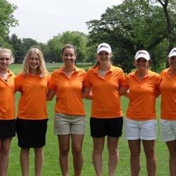 2013 Girls Varsity Golf