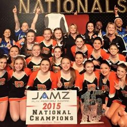 2015 JAMZ National Champions