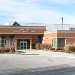 Rudy Brown Building