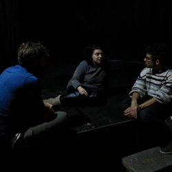 Maxime Jeune.Elli Zafiridou. David Ramos Roncero.