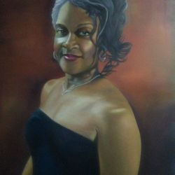 Arma Taylor Oil on Canvas