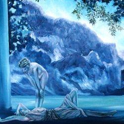 Spiritual paintings By Gayle Crosmaz-Brown