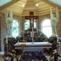 The Private Chapel of the Sacred Heart