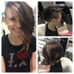 Sassy Haircut