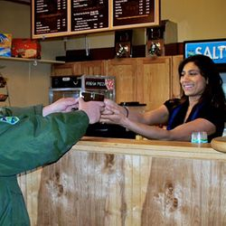 Saltwater Cafe