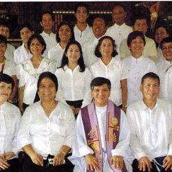 Parish Pastoral Council 2011-2012
