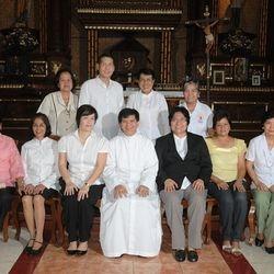 Parish Pastoral Council 2010-2011