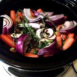 Gluten Free Sunday Pot Roast