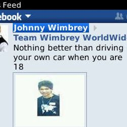 Johnny Wimbrey