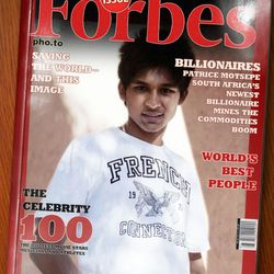 Made It To FORBES, Life Is GREAT !