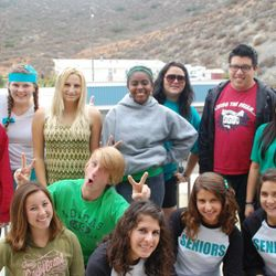 Yearbook Staff 2012