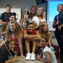 Yearbook Staff 2010