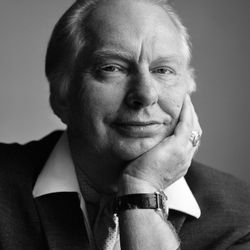 L. Ron Hubbard, founder of Scientology & Dianetics