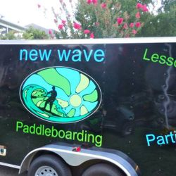New Wave Paddleboarding in Irmo, SC