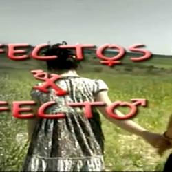 Afectos x efectos (2011)