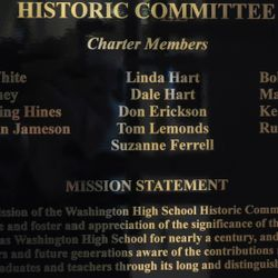 Charter members of the Committee