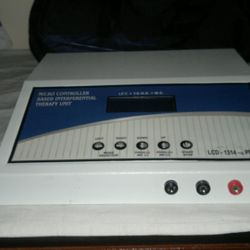Micro controller Based Interferential Therapy Unit