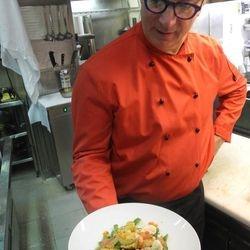 Chef Massimo, la Rosetta in Rome.