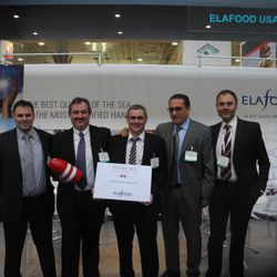Our amazing sponsors, ELAFOOD