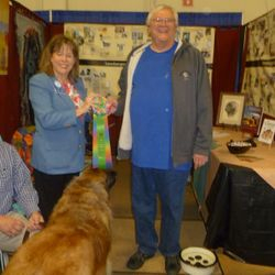 2015 Leonberger Winner Reserve Best Decorated Booth Award