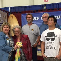 2016 Leonberger Winner People's Choice Award