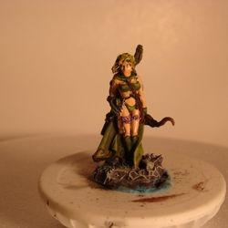 High Elf huntress