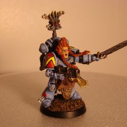 Space Wolves 40K Warhammer