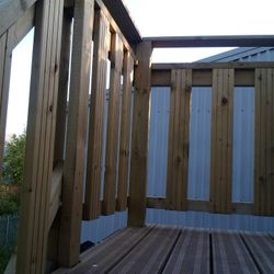 Decking Safety Railing