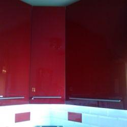 Kitchen Cupboard Installation