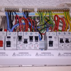 Replacement Consumer Unit