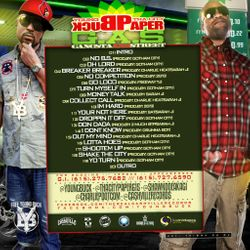 young Buck & tha Citypaper615 mixtape G.A.S. NOW on itunes...