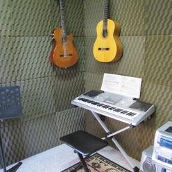 Sala equipada para aprendizagem