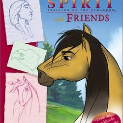 How to Draw Spirit and Friends