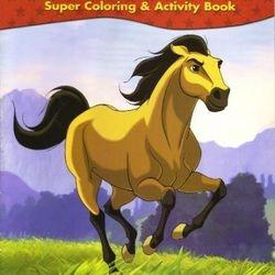 Super Coloring & Activity Book